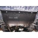 Защита двигателя Fiat Ulysse 2002-2010 Кольчуга