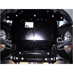 Защита двигателя Ford Fiesta 2002-2008 Кольчуга