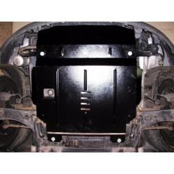 Защита двигателя Ford Fiesta 2002-2008 V-1.4 D Кольчуга
