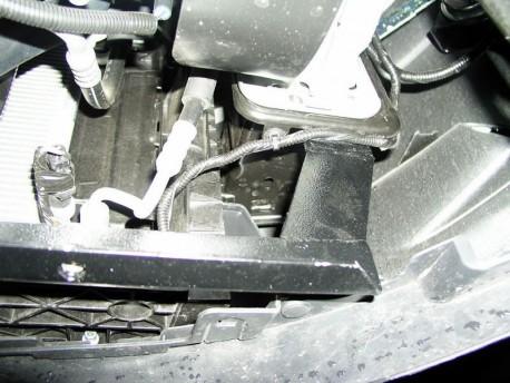 Фото Защита двигателя Ford Fiesta 2008-2013, 2013- Кольчуга