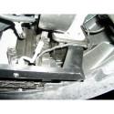 Защита двигателя Ford Fiesta 2008-2013, 2013- Кольчуга