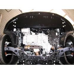 Защита двигателя Ford Focus 2004-2011 бензин Кольчуга
