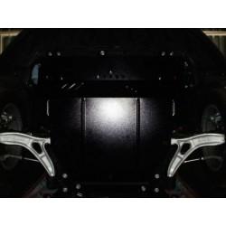 Защита двигателя Ford Focus 2011-2015, 2015- Кольчуга