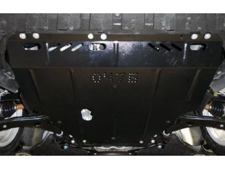 Фото Защита двигателя Ford Transit Connect 2013- Кольчуга