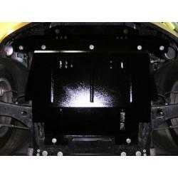 Защита двигателя Ford Fusion 2002-2012 дизель Кольчуга