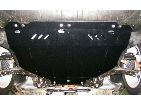 Фото Защита двигателя Ford Kuga 2008-2012 Кольчуга