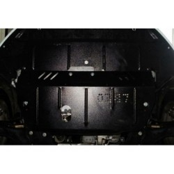 Защита двигателя Ford Mondeo 2007-2014 Кольчуга