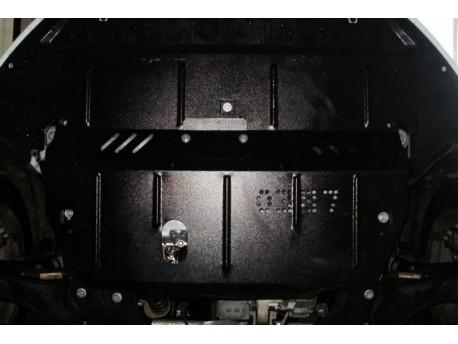 Фото Защита двигателя Ford Mondeo 2007-2014 Кольчуга