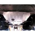 Защита двигателя Ford S-Max 2006-2015 Кольчуга