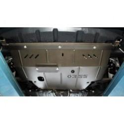 Защита двигателя Geely Emgrand 7 2011- Кольчуга