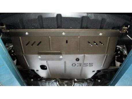 Фото Защита двигателя Geely Emgrand 7 2011- Кольчуга