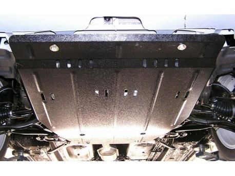 Фото Защита двигателя Geely MK 2006- V-1.5 Кольчуга