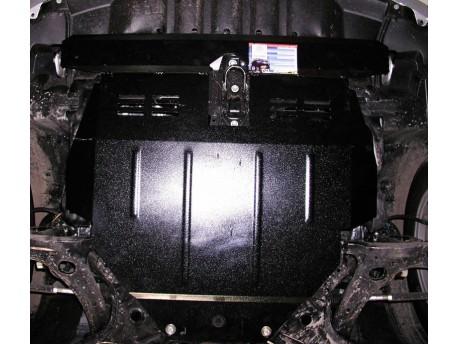 Фото Защита двигателя Geely SL 2011- Кольчуга