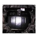Защита двигателя Geely SL 2011- Кольчуга