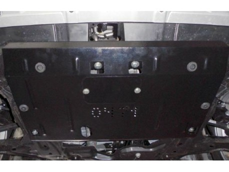 Фото Защита двигателя Great Wall Haval H6 H6 2011- Кольчуга