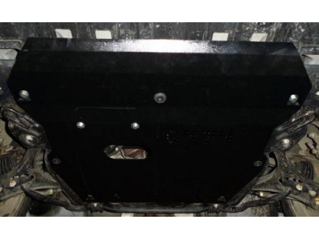 Фото Защита двигателя Great Wall Voleex C50 2013- Кольчуга
