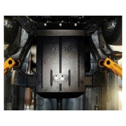 Защита двигателя Great Wall Wingle 2011- бензин Кольчуга