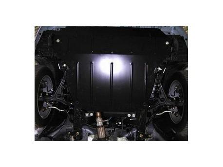 Фото Защита двигателя Honda Accord 2003-2008 Кольчуга