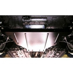Защита двигателя Honda Accord 2008-2012 Кольчуга