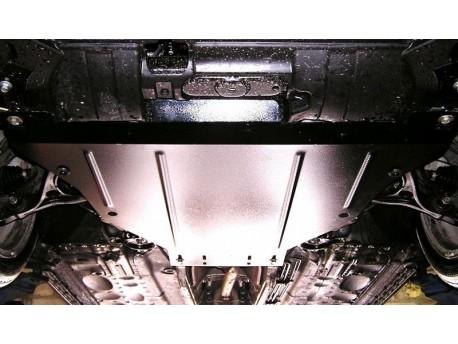 Фото Защита двигателя Honda Accord 2008-2012 Кольчуга