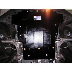 Защита двигателя Honda Civic хэтчбек 2006-2011 Кольчуга