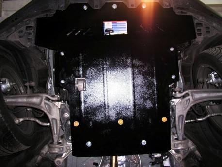 Фото Защита двигателя Honda Civic хэтчбек 2006-2011 Кольчуга