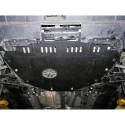 Защита двигателя Honda CR-V 2007-2012 V-2.0 I Кольчуга