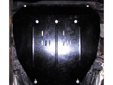 Фото Защита двигателя Honda Pilot 2008-2011 Кольчуга