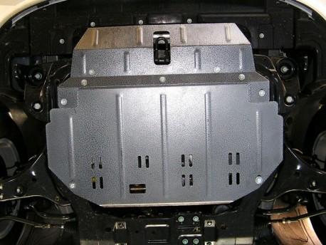Фото Защита двигателя Hyundai Elantra 2006-2011 Кольчуга