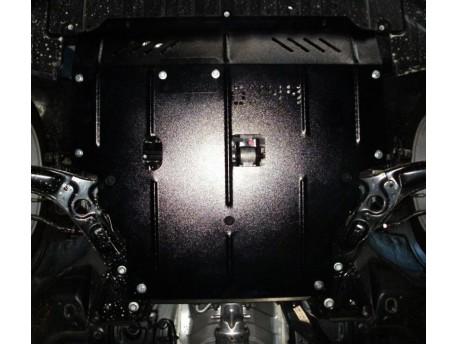 Фото Защита двигателя Hyundai Elantra 2011-2016 Кольчуга