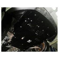 Защита двигателя Hyundai I40 2011- V-1.7 CRDI Кольчуга ZiPoFlex