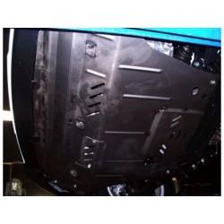 Защита двигателя Hyundai IX35 2010-2015 дизель Кольчуга