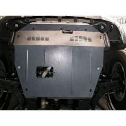Защита двигателя Hyundai Santa Fe 2001-2006 Кольчуга