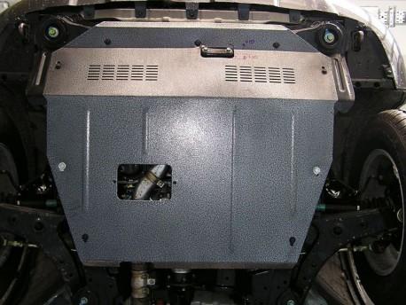 Фото Защита двигателя Hyundai Santa Fe 2001-2006 Кольчуга