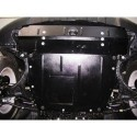 Защита двигателя Hyundai Santa Fe 2006-2012 Кольчуга