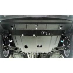Защита двигателя Hyundai Santa Fe 2013- Кольчуга