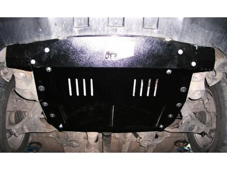 Фото Защита двигателя Hyundai Tucson 2004-2014 Кольчуга