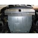 Защита двигателя Hyundai Veracruz 2006-2012 Кольчуга