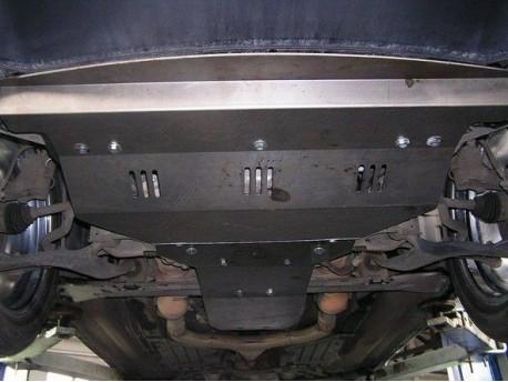 Фото Защита двигателя Infiniti QX70 (FX) 2002-2008 V-3.5 Кольчуга ZiPoFlex