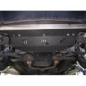 Защита двигателя Infiniti QX70 (FX) 2002-2008 V-3.5 Кольчуга ZiPoFlex