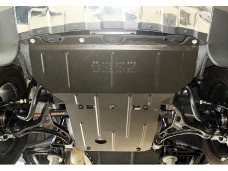 Фото Защита двигателя и редуктора Jeep Grand Cherokee 2011- Кольчуга