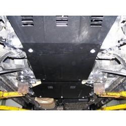 Защита двигателя и редуктора Jeep Grand Cherokee 2005-2011 Кольчуга