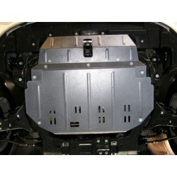 Защита двигателя Kia Ceed 2007-2012 Кольчуга