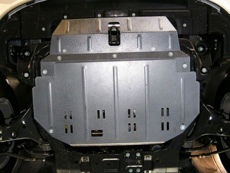 Фото Защита двигателя Kia Ceed 2007-2012 Кольчуга