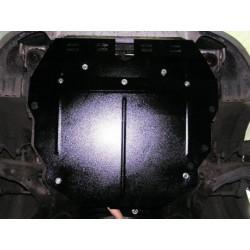 Защита двигателя Kia Cerato 2004-2009 Кольчуга ZiPoFlex