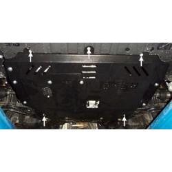 Защита двигателя Kia Cerato 2013- Кольчуга