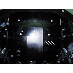 Защита двигателя Kia Magentis 2006-2009, 2009-2010 Кольчуга