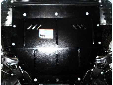 Фото Защита двигателя Kia Optima 2011-2016 Кольчуга