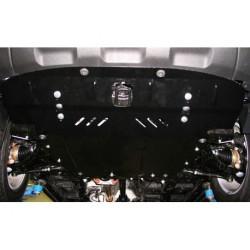 Защита двигателя Kia Sorento 2009-2012 Кольчуга