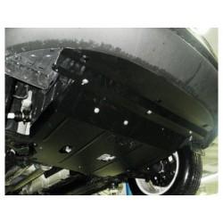 Защита двигателя Kia Sorento 2013-2015 Кольчуга
